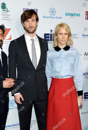 """Editorial image of NY Special Screening Of """"Cancer: The Emperor of All Maladies"""", New York, USA"""