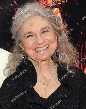 """Actress Lynn Cohen attends a special screening of """"The Hunger Games: Catching Fire"""" at AMC Lincoln Square on in New York"""