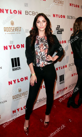 Cody Kennedy arrives at The Annual May Young Hollywood Issue Party at The Hollywood Roosevelt Hotel, in Los Angeles