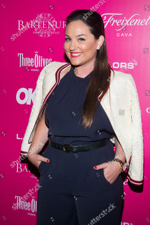 Taylor Strecker attends OK! Magazine's So Sexy Party at Tao Downtown, in New York