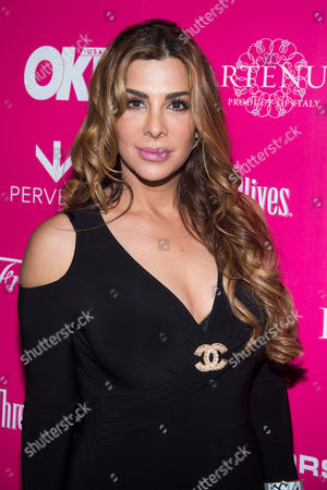 Siggy Flicker attends OK! Magazine's So Sexy Party at Tao Downtown, in New York