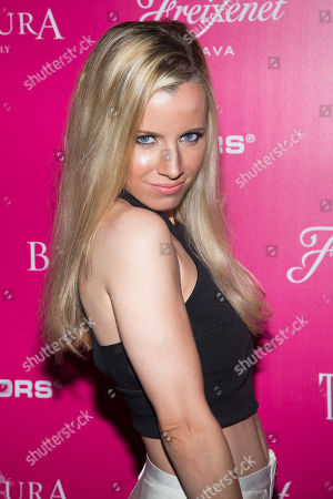 Jaimie Hilfiger attends OK! Magazine's So Sexy Party at Tao Downtown, in New York