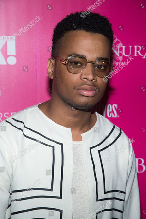 Patrick Toussaint attends OK! Magazine's So Sexy Party at Tao Downtown, in New York
