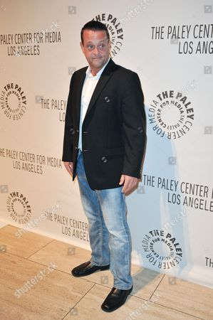 Lenny Venito attends the PaleyFest Fall TV Preview Party for ABC at The Paley Center for Media, in Beverly Hills, Calif