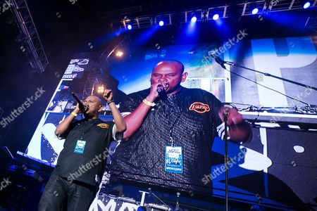 J Cruz speaks on stage at Power 106's 'Cali Christmas' 2015 held at The Forum on Friday, December, 4, 2015, in Inglewood, Calif