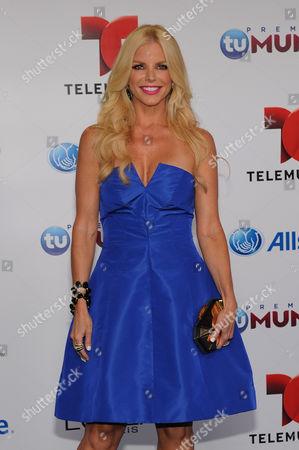 Editorial image of Premios Tu Mundo Awards, Miami, USA