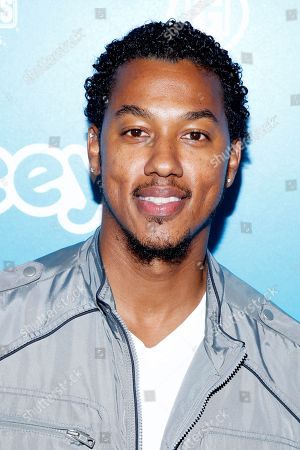 Wesley Jonathan attends the Qubeey launch of the Chris Brown Channel, in Beverly Hills, Calif