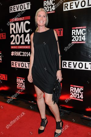 Editorial photo of REVOLT Music Conference, Miami Beach, USA