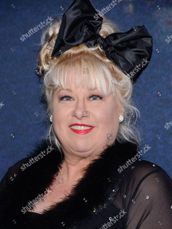 Stock Photo of Victoria Jackson attends the SNL 40th Anniversary Special at Rockefeller Plaza, in New York