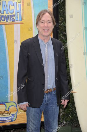 "Stock Picture of Jeffrey Hornaday attends the ""Teen Beach Movie"" screening e at event at The Walt Disney studios on in Burbank, Calif"