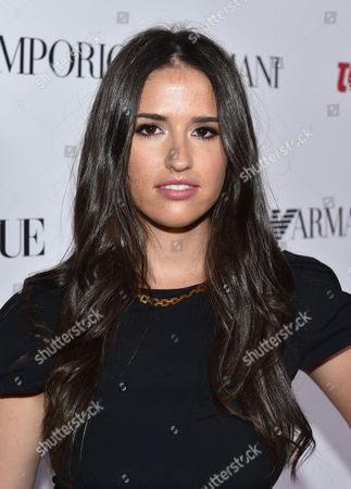Rozzi Crane arrives at Teen Vogue's Young Hollywood Party, in Beverly Hills, Calif