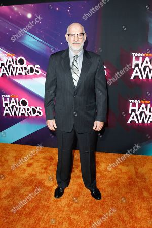 Stock Photo of Actor Casey Sander arrives at the TeenNick HALO Awards at the Hollywood Palladium, in Los Angeles
