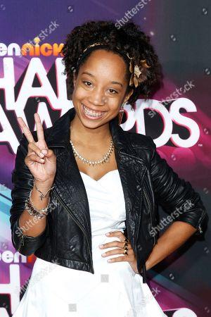 Editorial photo of TeenNick HALO Awards, Los Angeles, USA