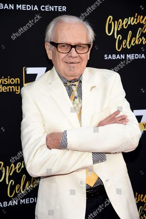Stock Picture of Ken Kercheval arrives at the Television Academy's 70th Anniversary Gala and Opening Celebration for its new Saban Media Center, in the NoHo Arts District in Los Angeles