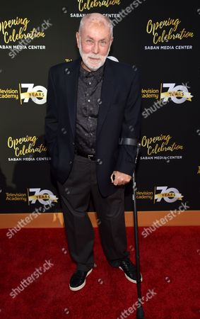 Robert David Hall arrives at the Television Academy 70th Anniversary Gala and Opening Celebration for its new Saban Media Center, in the NoHo Arts District in Los Angeles