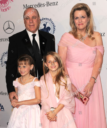 Editorial picture of The Carousel of Hope - Arrivals, Beverly Hills, USA