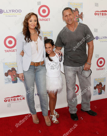 Editorial photo of The HollyRod Foundations My Brother Charlie Family Fun Festival - Arrivals, Culver City, USA
