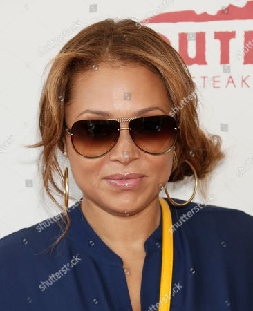 Tamia Hill attends the 3rd Annual My Brother Charlie Family Fun Festival at Culver Studios on in Culver City, Calif