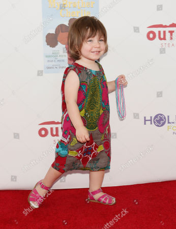 Editorial picture of The HollyRod Foundations My Brother Charlie Family Fun Festival - Arrivals, Culver City, USA
