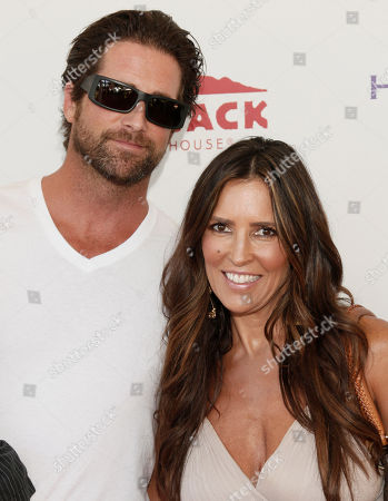 Grant Reynolds and Jillian Reynolds attend the 3rd Annual My Brother Charlie Family Fun Festival at Culver Studios on in Culver City, Calif