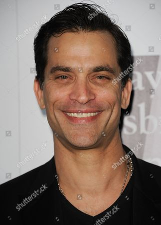 """Stock Image of Jonathon Schaech arrives at the L.A. Gay and Lesbian Center's """"An Evening"""" at the Beverly Wilshire on in Los Angeles"""