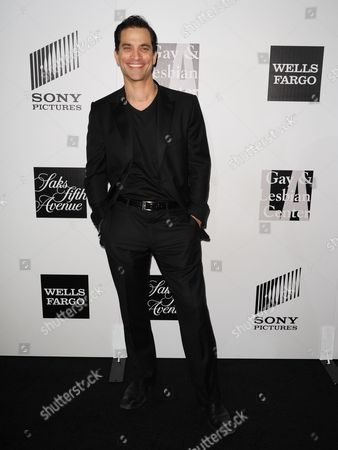 Editorial image of The L.A. Gay and Lesbian Center Hosts An Evening, Los Angeles, USA