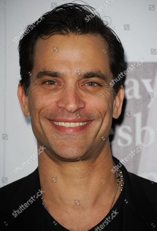 """Stock Photo of Jonathon Schaech arrives at the L.A. Gay and Lesbian Center's """"An Evening"""" at the Beverly Wilshire on in Los Angeles"""