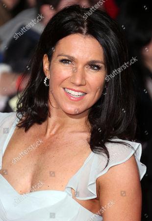 Susannah Reid at the National Television Awards, held at the O2 Arena, London, on