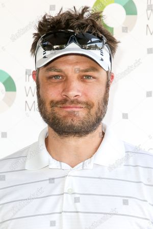 Stock Picture of Jay Ferguson arrives at The Screen Actors Guild Foundation 6th Annual Los Angeles Golf Classic, in Burbank, Calif