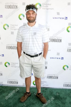 Editorial picture of The Screen Actors Guild Foundation 6th Annual Los Angeles Golf Classic - Arrivals, Burbank, USA