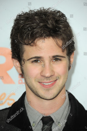Connor Paolo arrives at Trevor Live at the Hollywood Palladium, in Los Angeles