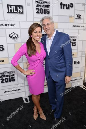 Editorial picture of Turner Network 2015 Upfront, New York, USA
