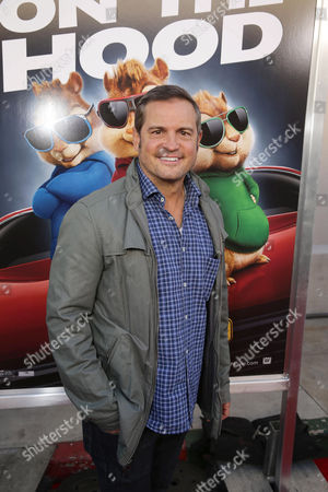 Editorial picture of Twentieth Century Fox Friends and Family screening of 'Alvin and The Chipmunks: The Road Chip', Los Angeles, USA