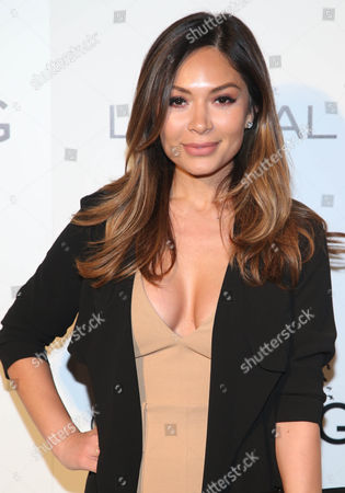 Marianna Hewitt attends the Vanity Fair and L'oreal Paris DJ Night at 1Oak on in West Hollywood, Calif