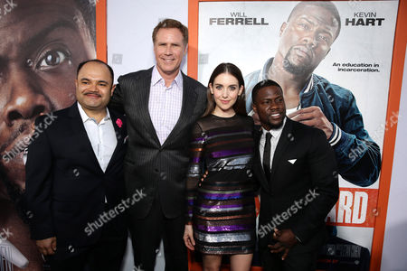 "Editorial image of Warner Bros. Pictures Los Angeles Premiere of ""Get Hard"", Hollywood, USA"