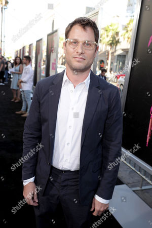 """Writer Jason Smilovic seen at Warner Bros. Present the Los Angeles Premiere of """"War Dogs"""" at TCL Chinese Theatre, in Los Angeles"""