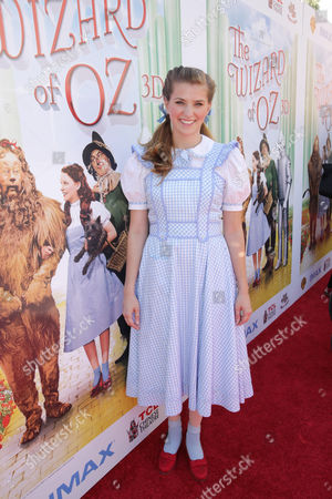 Danielle Wade seen at Warner Bros. world premiere screening of The Wizard of Oz in IMAX 3D and the grand opening of the newly converted TCL Chinese Theatre IMAX in Hollywood, the very site of the film's 1939 Hollywood premiere. The new TCL Chinese Theatre IMAX is now the largest IMAX auditorium in the world and the first IMAX theatre in Hollywood. Held on Sunday, Sep, 15, 2013 in Los Angeles