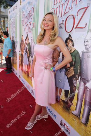 Editorial picture of Warner Bros. World Premiere Screening of The Wizard of Oz in IMAX 3D and the grand opening of TCL Chinese Theatre IMAX, Los Angeles, USA
