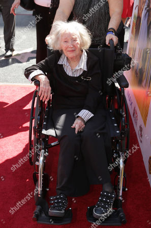 Ruth Duccini seen at Warner Bros. world premiere screening of The Wizard of Oz in IMAX 3D and the grand opening of the newly converted TCL Chinese Theatre IMAX in Hollywood, the very site of the filmâ?™s 1939 Hollywood premiere. The new TCL Chinese Theatre IMAX is now the largest IMAX auditorium in the world and the first IMAX theatre in Hollywood. Held on Sunday, Sep, 15, 2013 in Los Angeles