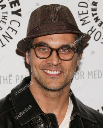 "Todd Stashwick attends the west coast premiere of ""Batman: The Dark Knight Returns, Part 2"" at The Paley Center for Media on in Beverly Hills, California"