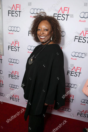 L. Scott Caldwell seen at World Premiere Gala Screening of Sony Pictures 'Concussion' at AFI Fest 2015 at TCL Chinese Theatre, in Hollywood, CA