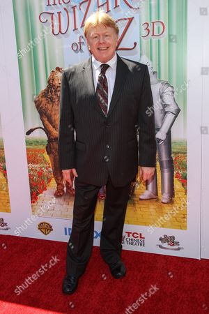 "Author / historian John Fricke arrives at the world premiere of ""Wizard of Oz"" 3D at the TCL Chinese Theatre on in Los Angeles"
