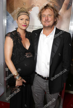 """Guest and Screenwriter J Mills Goodloe attend the World Premiere of Relativity Studios' upcoming release """"The Best of Me"""" held at Regal Cinemas L.A. Live,, in Los Angeles"""