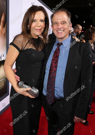 """Producer Denise Di Novi and Director Michael Hoffman attend the World Premiere of Relativity Studios' upcoming release """"The Best of Me"""" held at Regal Cinemas L.A. Live,, in Los Angeles"""