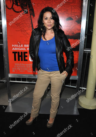 "Actress Patricia Rae arrives at the world premiere of ""The Call"" at the Arclight Hollywood on in Los Angeles"