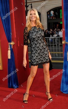 "Actress Jessica McClain arrives at the world premiere of the feature film ""The Incredible Burt Wonderstone"" at the TCL Chinese Theatre on in Los Angeles"