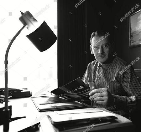 THUNDERBIRDS - Reg Hill, Art Director