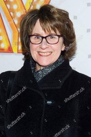 """Delia Ephron attends the re-opening of the Broadway show """"It's Only A Play"""" on in New York"""