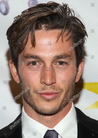 "Bobby Campo arrives at the ""Stand Up For Gus"" Benefit at Bootsy Bellows on in West Hollywood, Calif"
