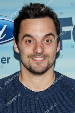 Stock Image of Jake M. Johnson attends the 2014 FOX Fall Eco-Casino party at The Bungalow on in Santa Monica, Calif